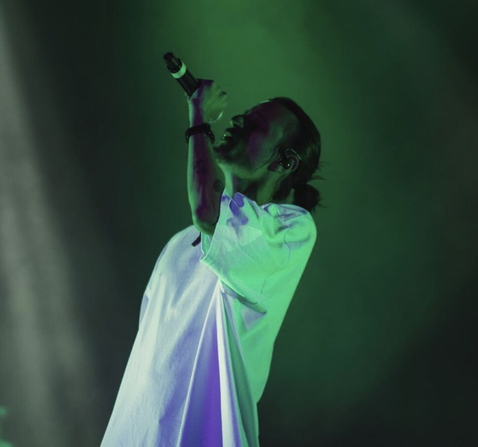 Danny Ocean en concierto