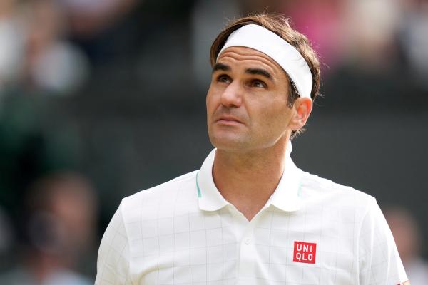 Roger Federer quirofano rodilla