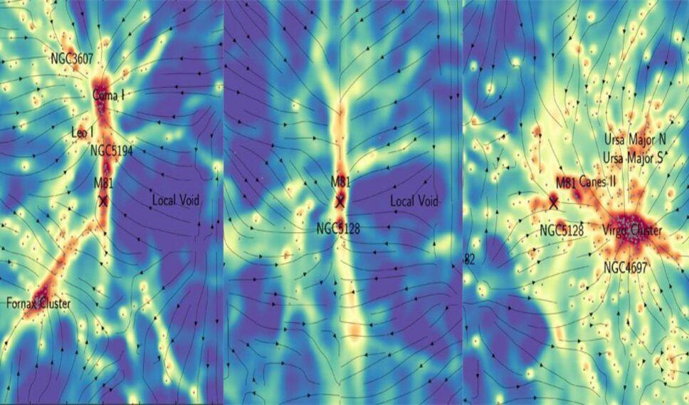 Puentes ocultos, galaxias, Vía Láctea A.jpg
