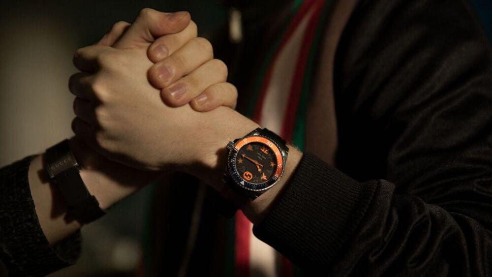 Fnatic Gucci Reloj 2