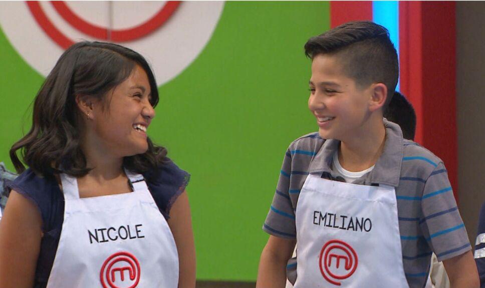 Nicole y Emiliano