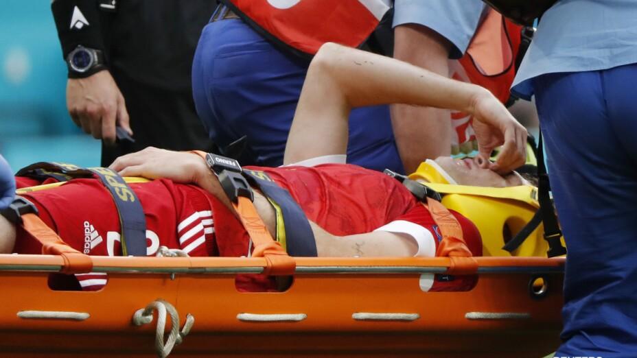 Mario Fernandes lesionado