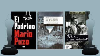libros que han ganado Oscar