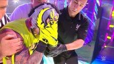 Los mejores memes de la lucha de Rey Mysterio en la que perdió un ojo.
