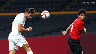 España no pudo vencer a Egipto en su debut en Tokyo 2020   FOTOS