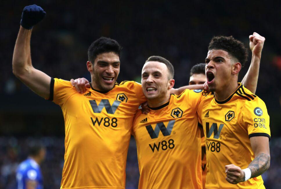 Raúl Jiménez es el mejor del Wolverhampton