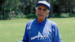 Nacho Trelles hizo bicampeón a Cruz Azul