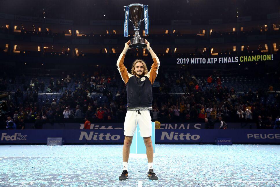 Nitto ATP World Tour Finals - Day Eight