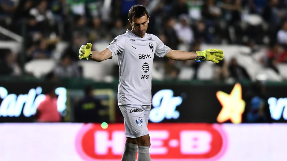Marcelo Barovero podría salir de Rayados