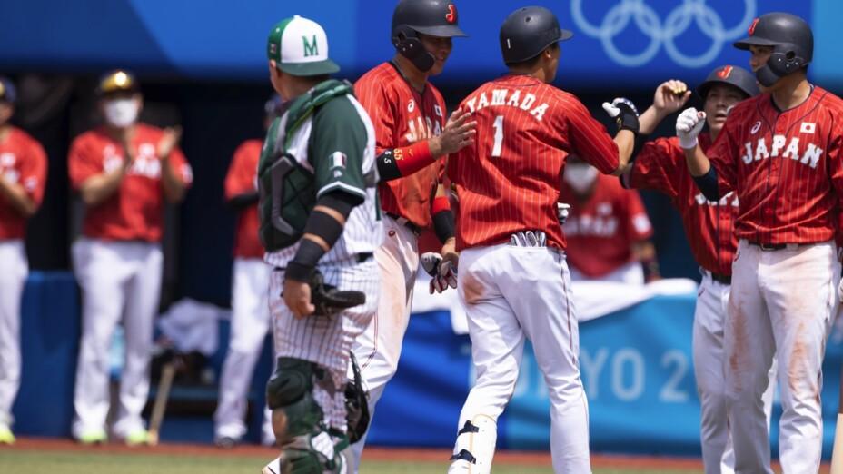 Resultado y carreras México vs Japón   Beisbol Tokyo 2020