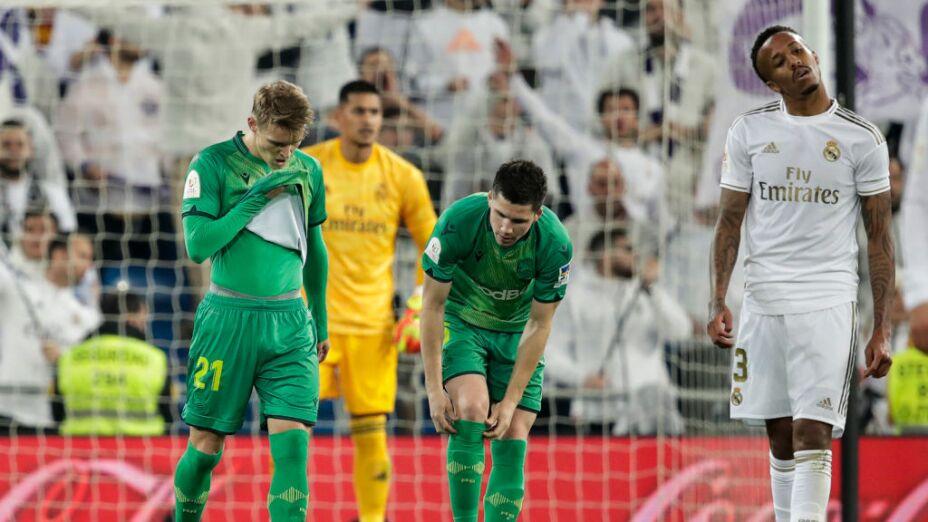 Martin Odegaard no volvería al Real Madrid.