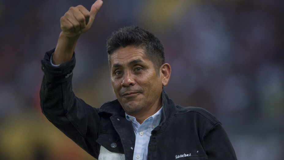 Jorge Campos Azteca Deportes