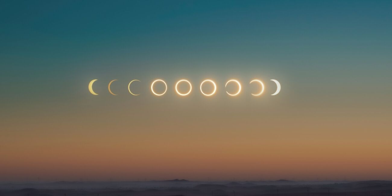 Así se vivió el eclipse solar anular en el mundo