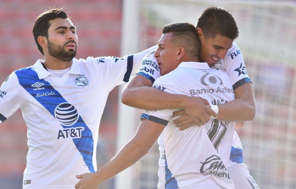 Puebla Liga BBVA MX Guardianes 2021