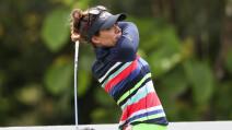 Gaby López se ubica 28ª en el U.S. Women's Open