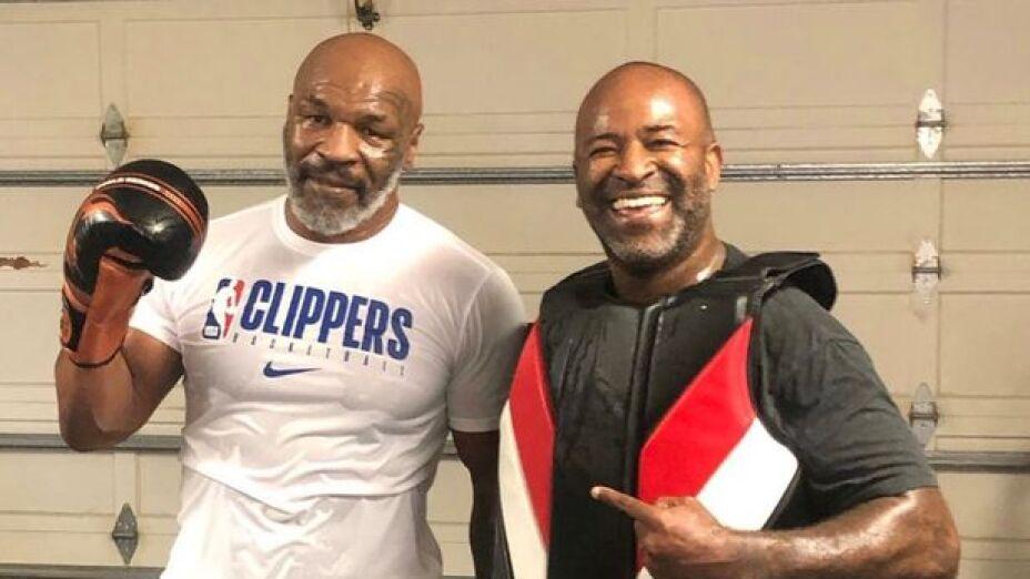 Mike Tyson podría regresar al boxeo; ya presume un gran físico.