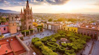 """Escápate a San Miguel de Allende para conocer Paraguay, Italia, Perú, Ecuador, Bolivia, Bulgaria y Cuba en el marco del """"Festival del Mundo"""""""