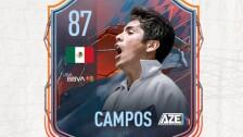 Jorge Campos en FIFA 22