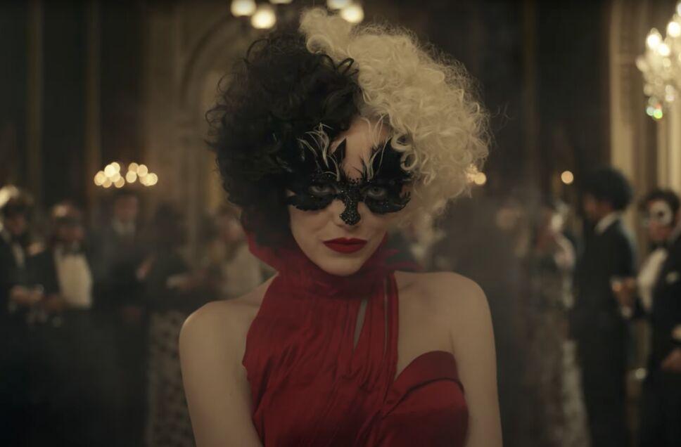 Comparan a 'Cruella' de Emma Stone con Harley Quinn