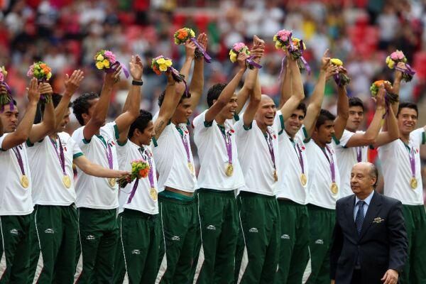 México 2 Brasil 1
