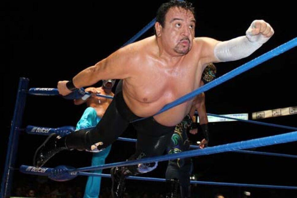 Super Porky era un crack del ring