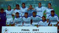Crua Azul Subcampeón de la Libertadores