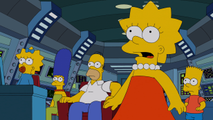 Simpson Parodias Azteca 7