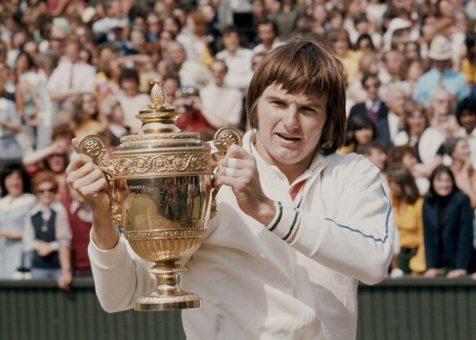8 Grand Slams, siendo, por tanto, los tres tenistas con 8 Grand Slams norteamericanos