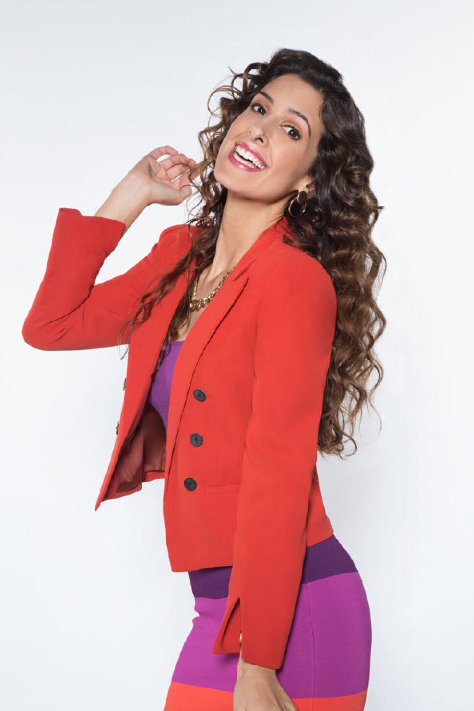 Rocío García es Marisa Lezama en 3 Familias