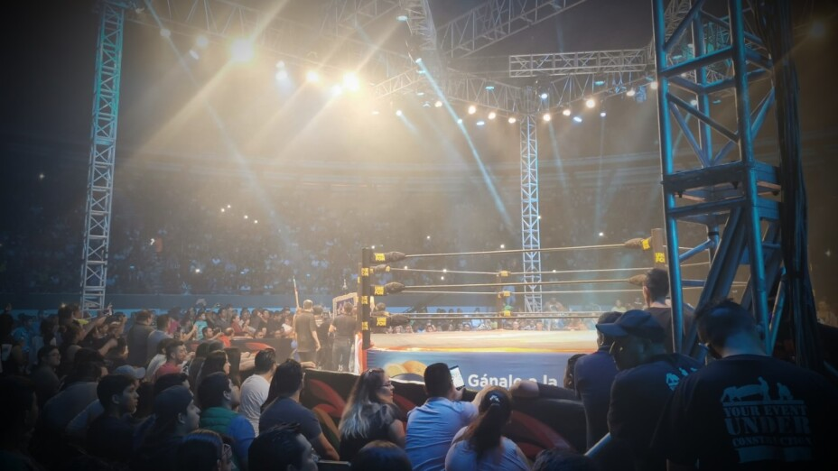 Héroes Inmortales Lucha Libre AAA 9 de octubre