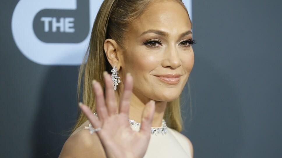 25th Critics Choice Awards – Arrivals – Santa Monica, California, U.S., January 12, 2020 - Jennifer Lopez