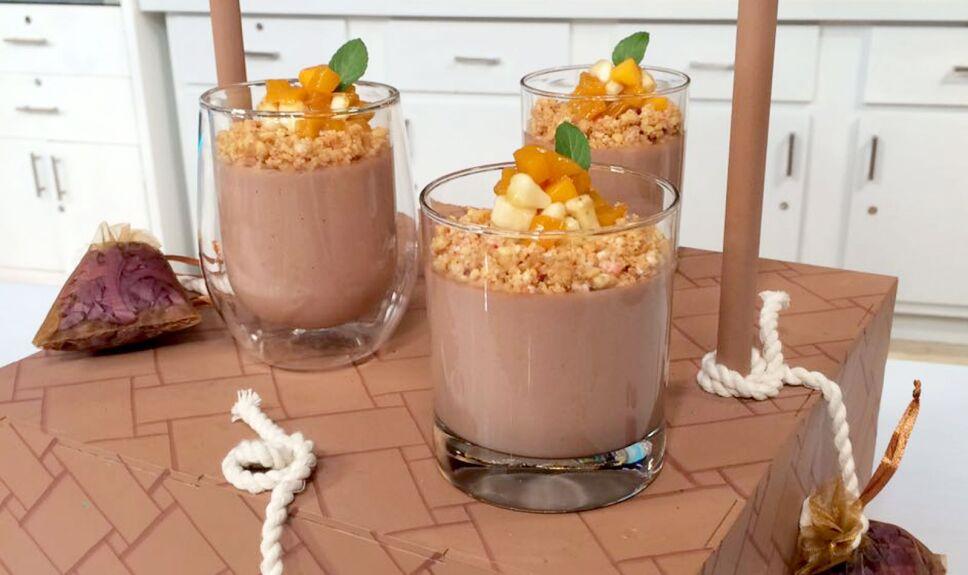 Tropicremoso de chocolate y avellana