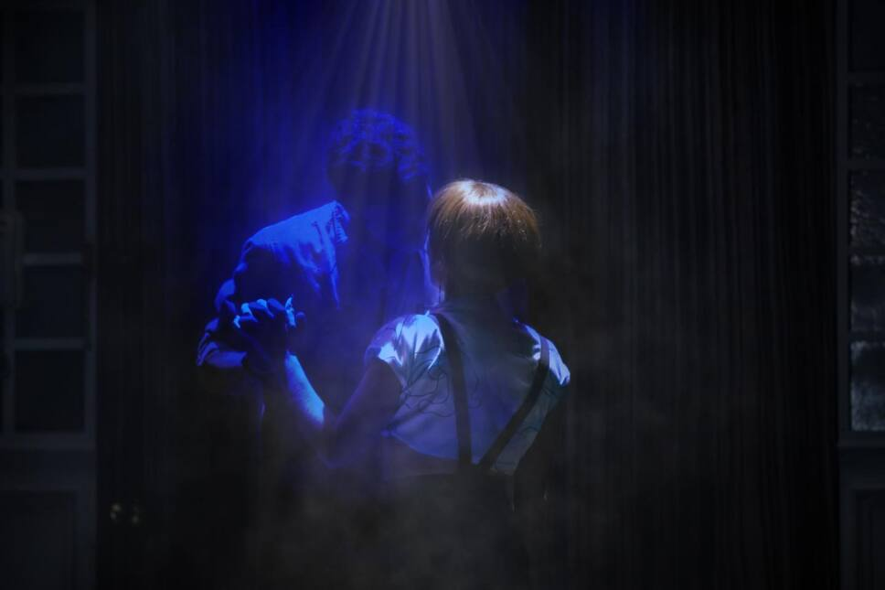 ghost la sombra del amor el musical teatro san rafael cdmx