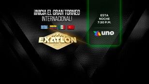 Copa Exatlon Esta noche