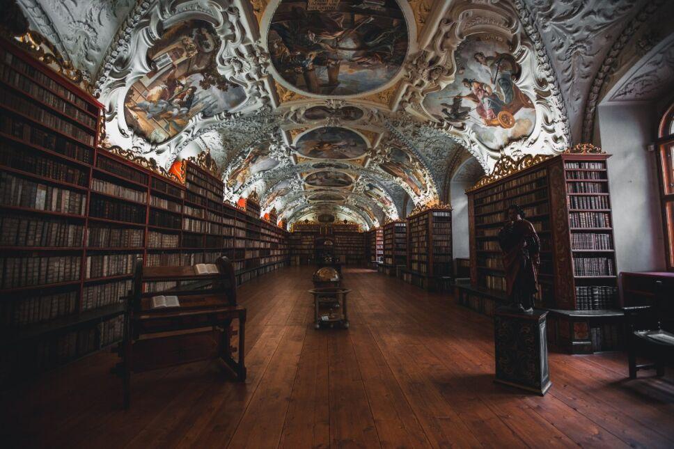 Las 10 bibliotecas más bellas e importantes del mundo