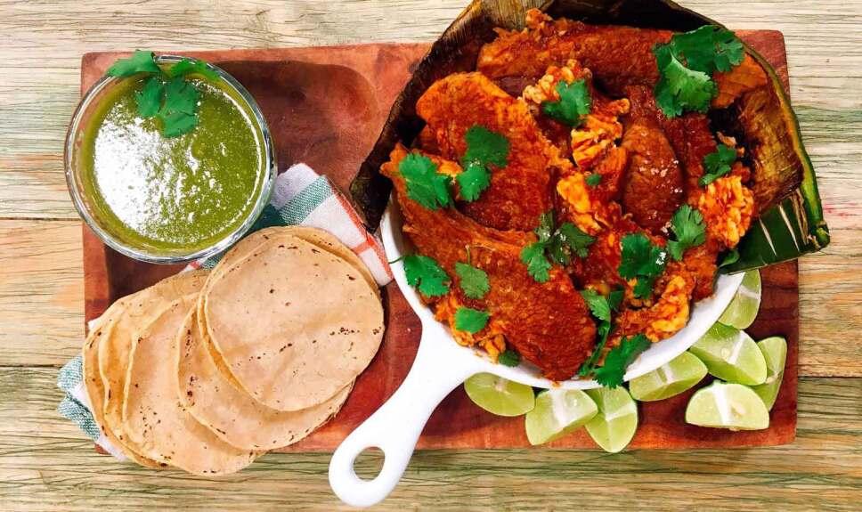 Receta Cachete de res Cocineros Mexicanos