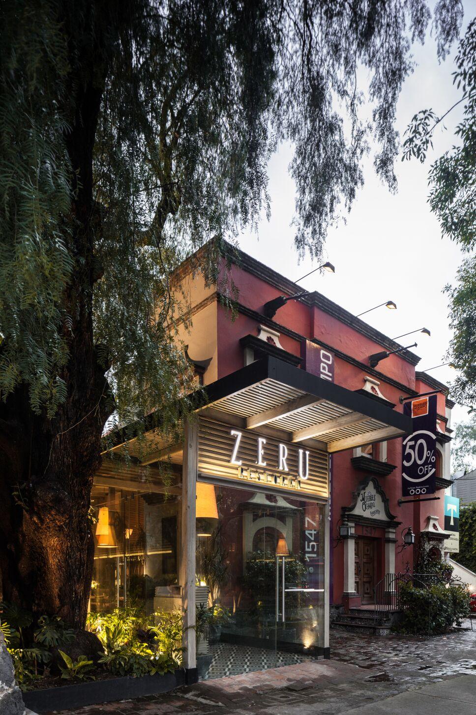 zeru restoran