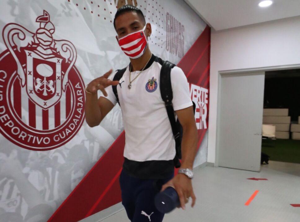 Uriel Antuna Chivas Liga MX