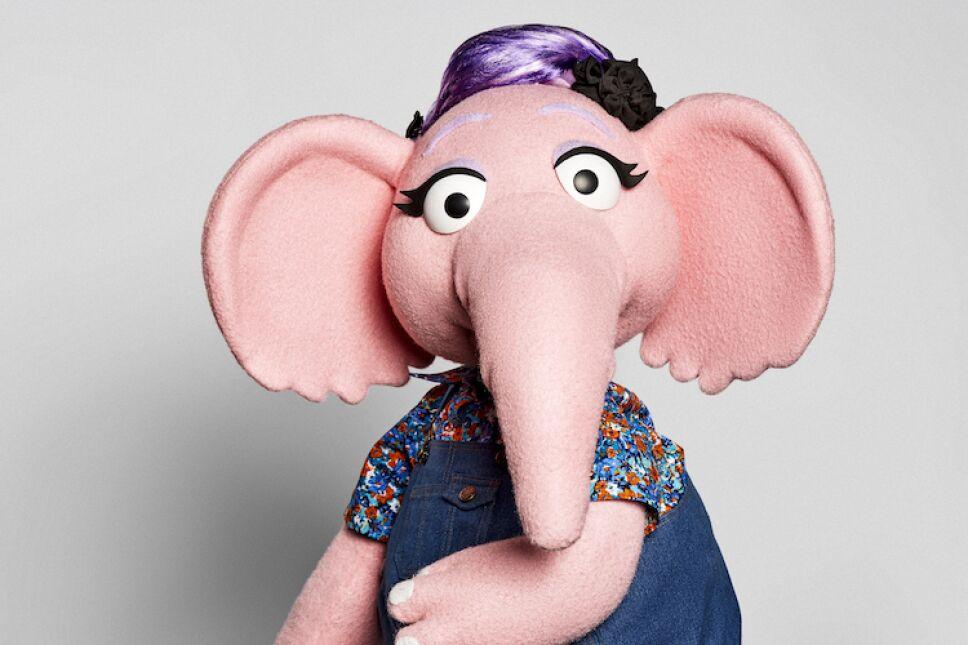 Elle, personaje de Opa Popa Dupa