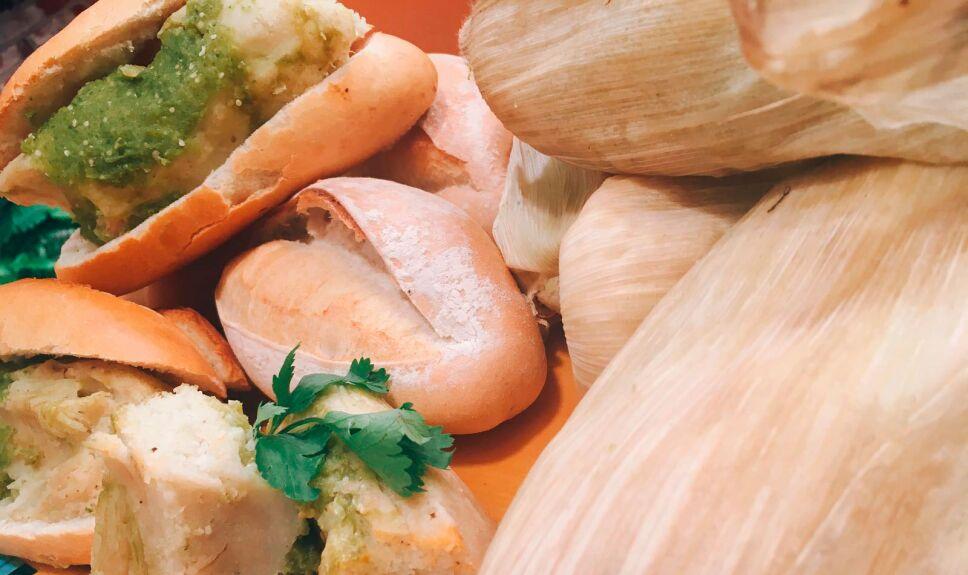 cocineros mexicanos, guajolota