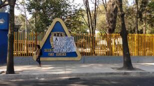 Muere estudiante del CCH Azcapotzalco por padecimiento respiratorio