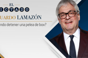 El Dictado de Eduardo Lamazón