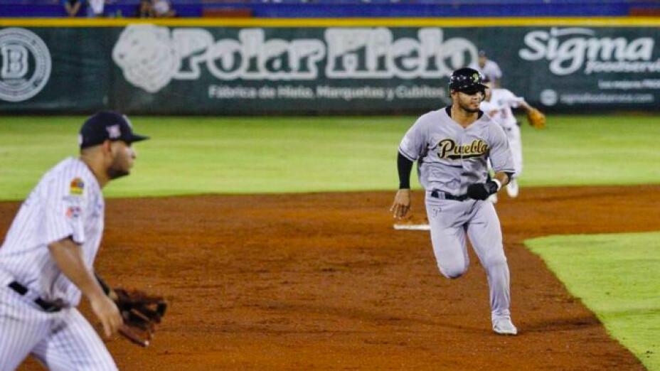 Tigres de Quintana Roo vs Pericos de Puebla
