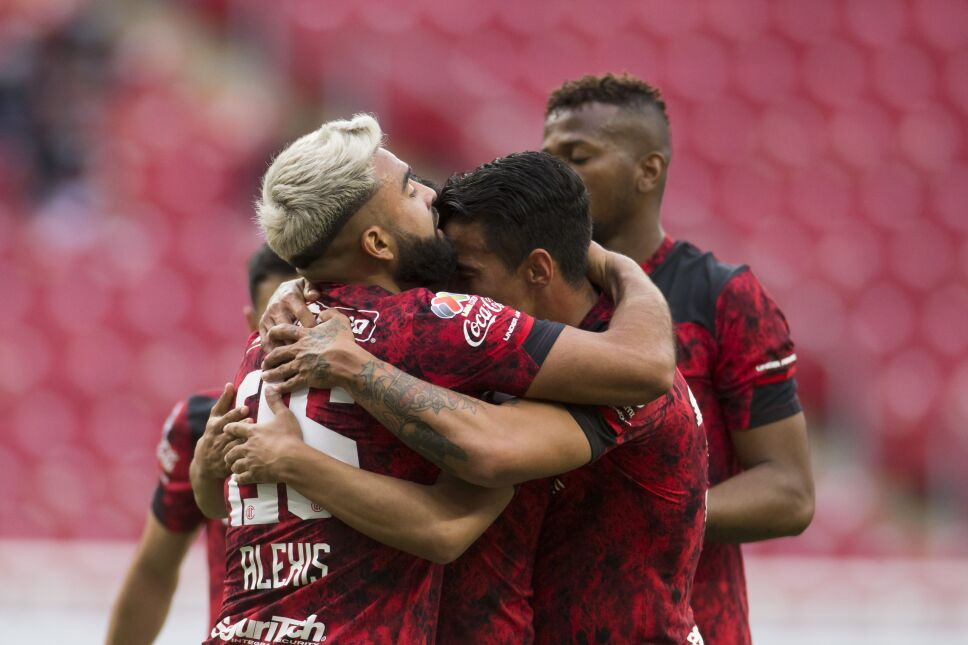 Liga BBVA MX Clausura GUARD1ANES 2021 Guadalajara vs Toluca
