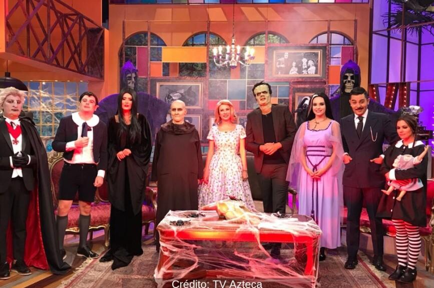 Venga la Alegría Halloween