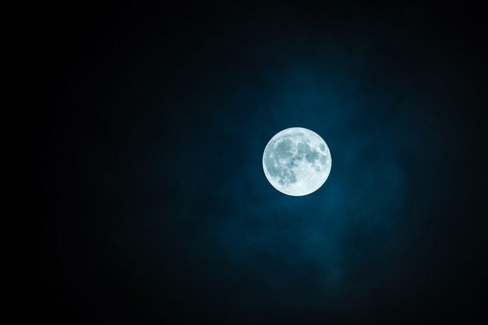 Fenómenos astronómicos julio 2021, luna llena del ciervo