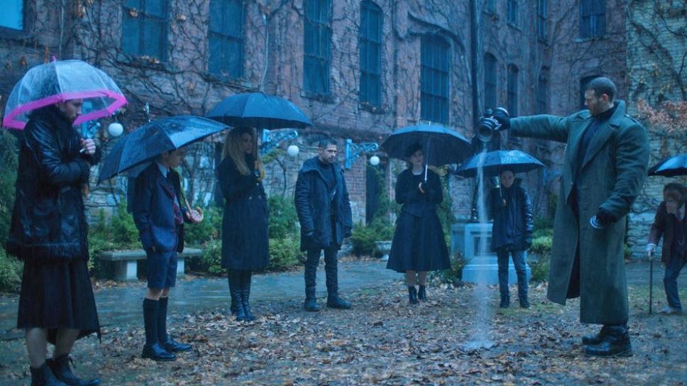 'The Umbrella Academy' es de las series mas esperadas en febrero/ Foto: Especial