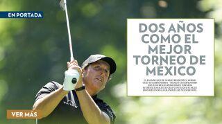 Phil Mickelson, Campeón del WGC Mexico