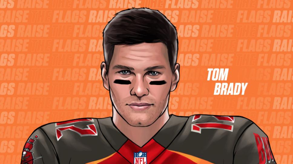 ¡Tom Brady jugará con los Tampa Bay Buccanneers!