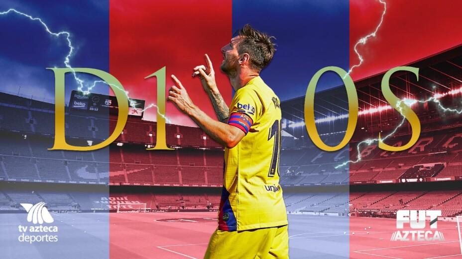 Lionel Messi, el mejor de La Liga